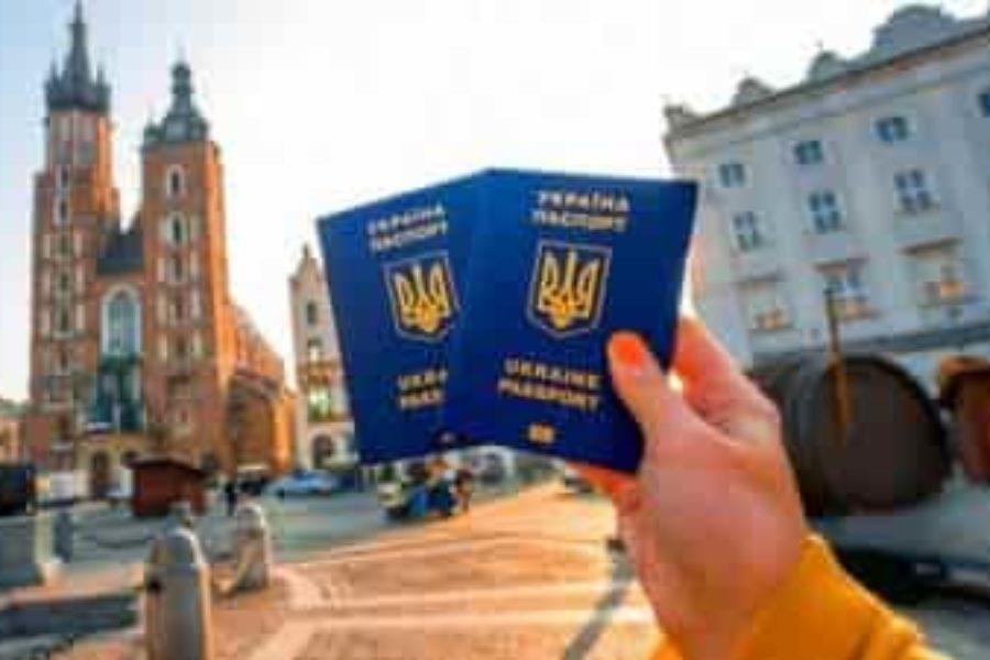 Пересечение границы Украины для детей до 16 лет!